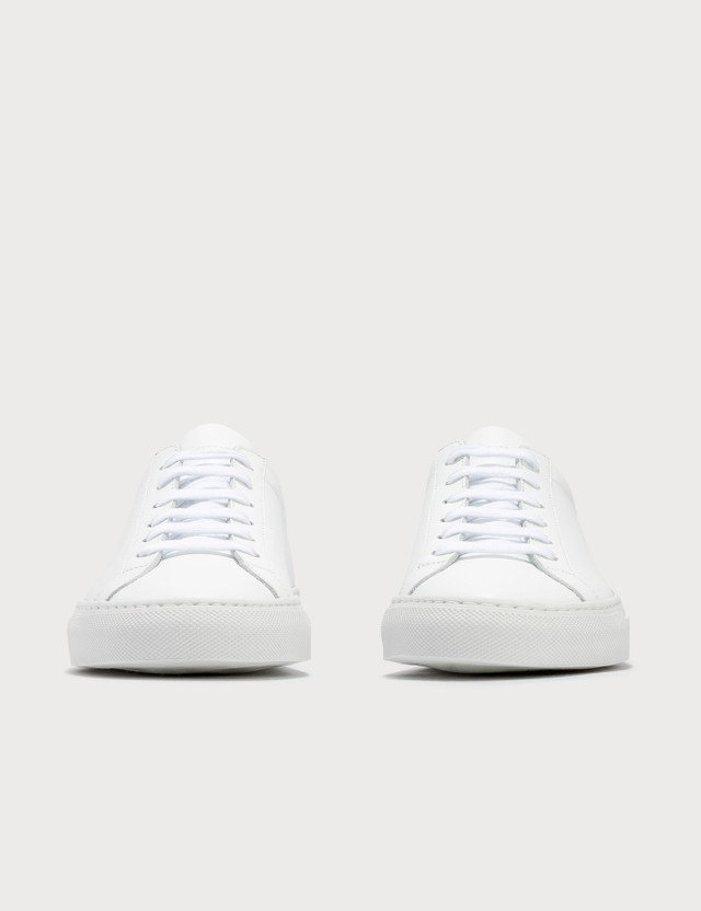 Common Projects Original Achilles Low White Women