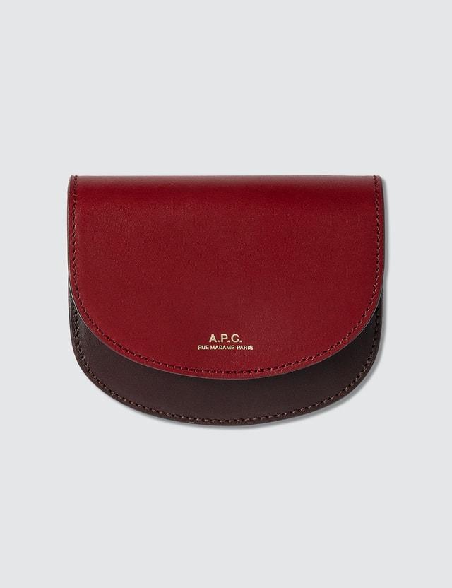 A.P.C. Genève Compact Wallet