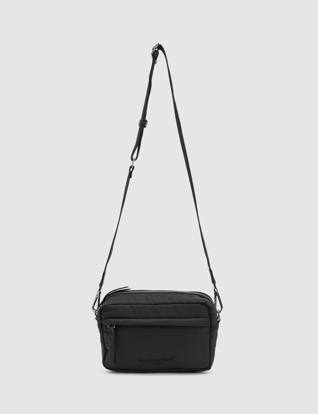 Maison Kitsune Camera Bag