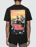 Marcelo Burlon Easy Rider Poster Basic T-shirt 사진