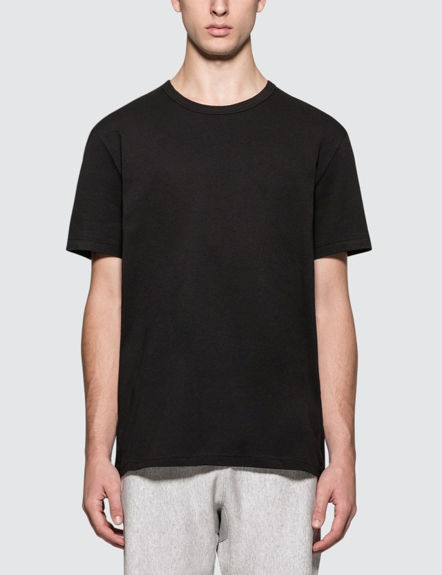 Champion Reverse Weave Small Logo S/S T-Shirt