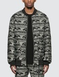 Perks and Mini P.A.M. x Neighborhood Reversible Bomber Jacket Picutre