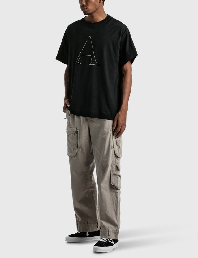 Alice Lawrance The Start T-shirt Black Men