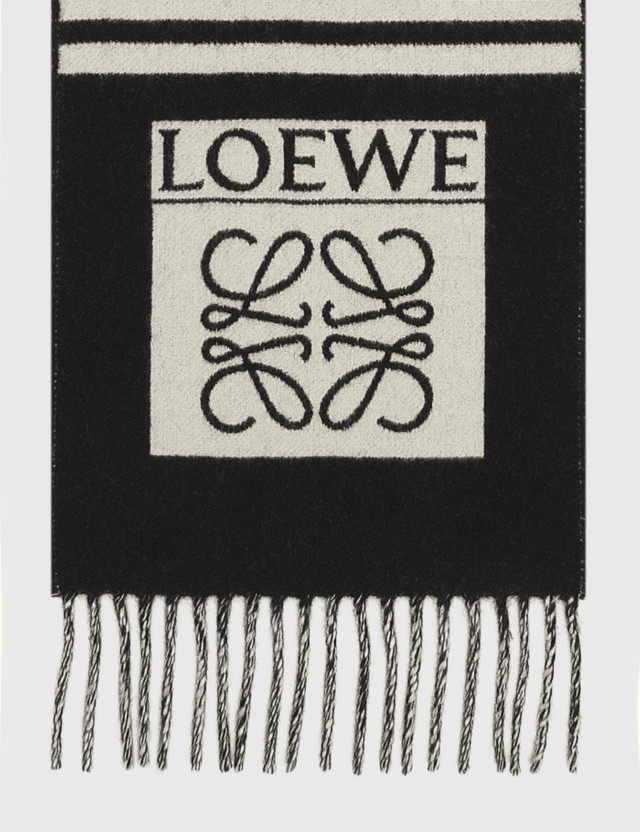 Loewe Football Scarf