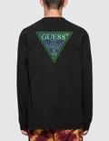 88Rising x Guess 88 Rising L/S Graphic T-Shirt