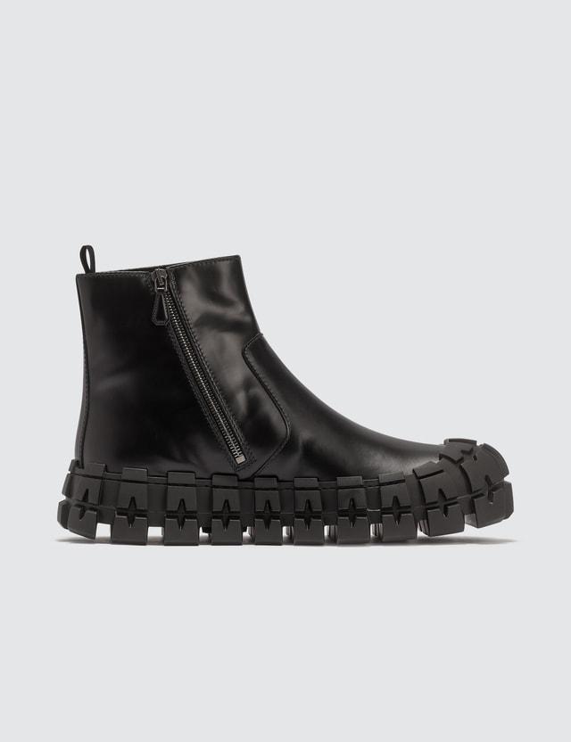 Prada Wheel Boots