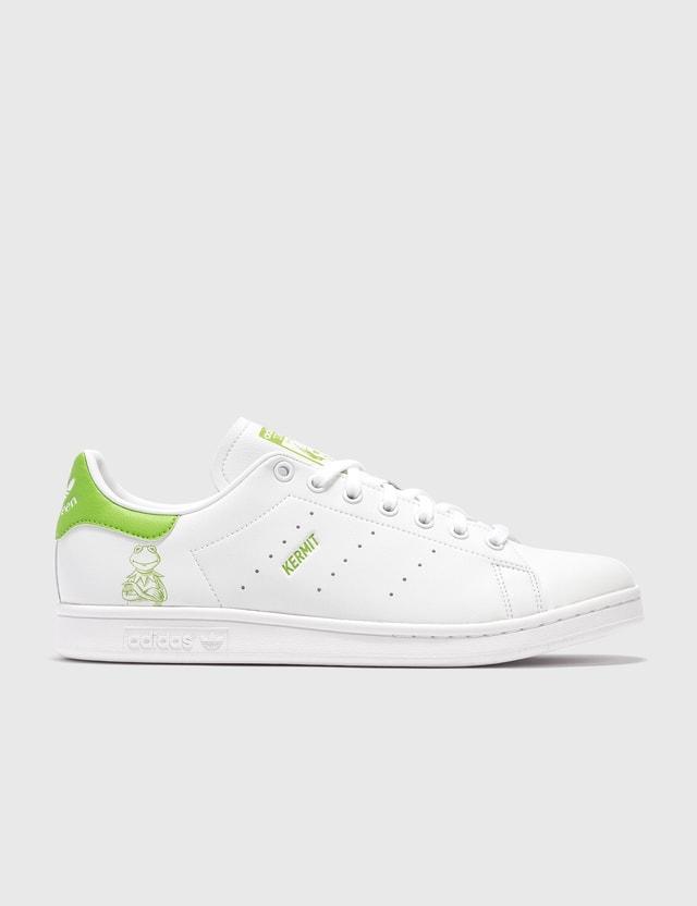 Adidas Originals Disney's Kermit The Frog Stan Smith Ftwr White/pantone/ftwr White Women