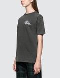 Stussy Basic Logo Pig Dyed. Short Sleeve T-shirt