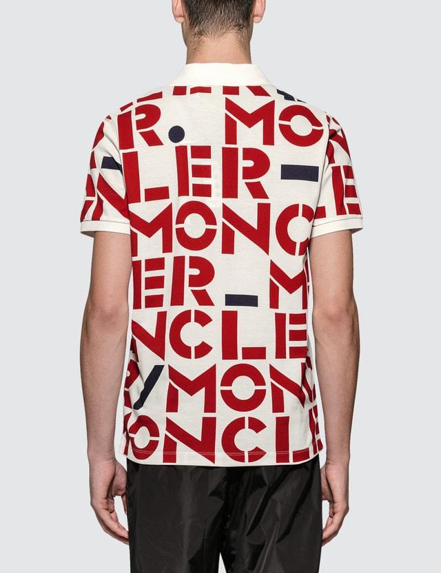 Moncler Genius 1952 S/S Polo Shirt