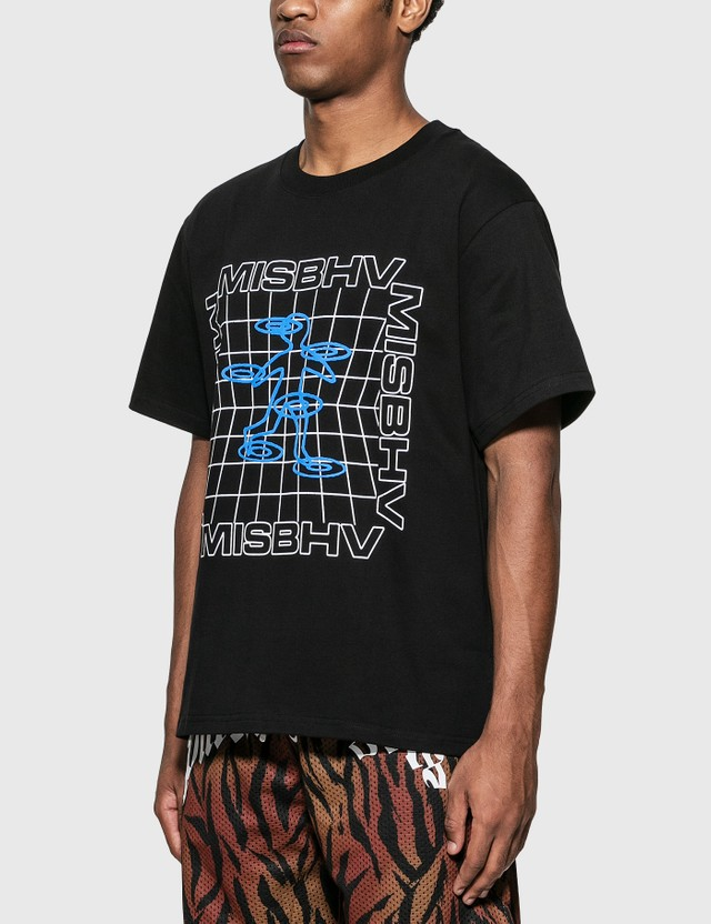 Misbhv Lost T-Shirt Black Men