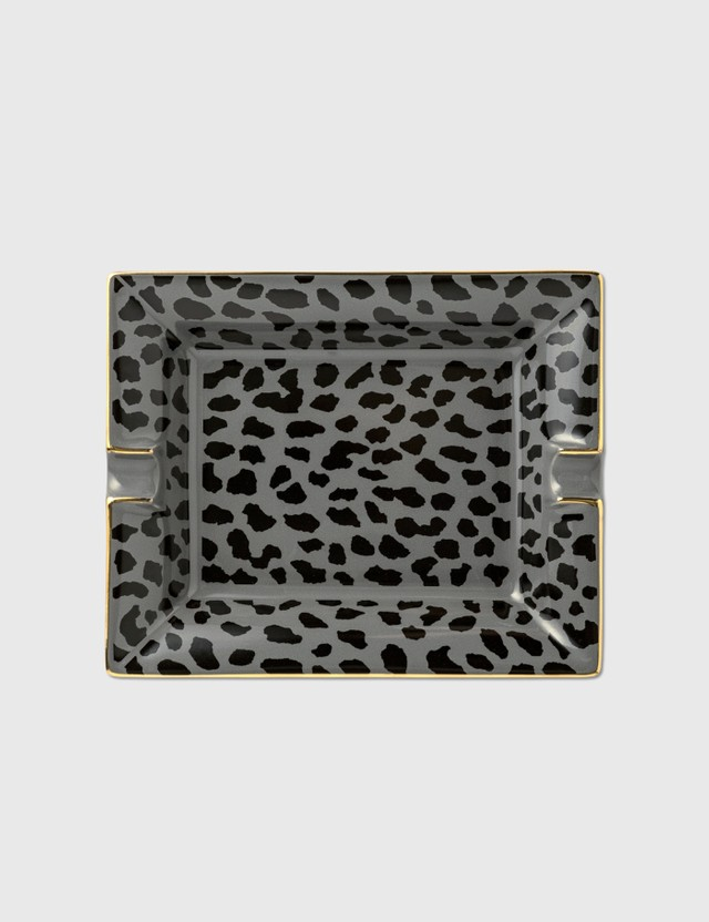 Wacko Maria Leopard Ashtray ( Type-2 )