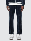 White Mountaineering Velour Track Pants Picture