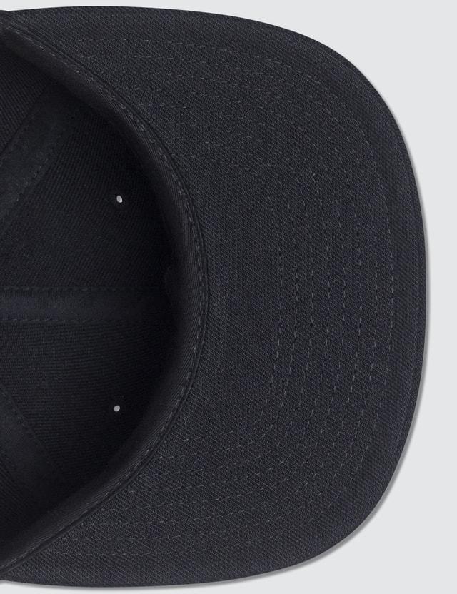 Pleasures Mania Logo Snapback Hat