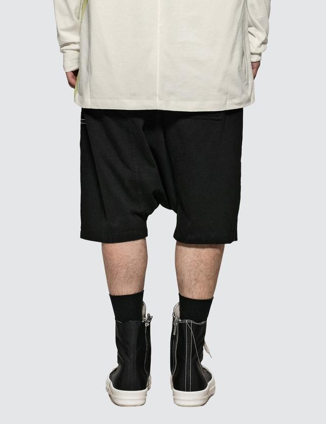 Rick Owens Drkshdw Cotton Bermuda Shorts
