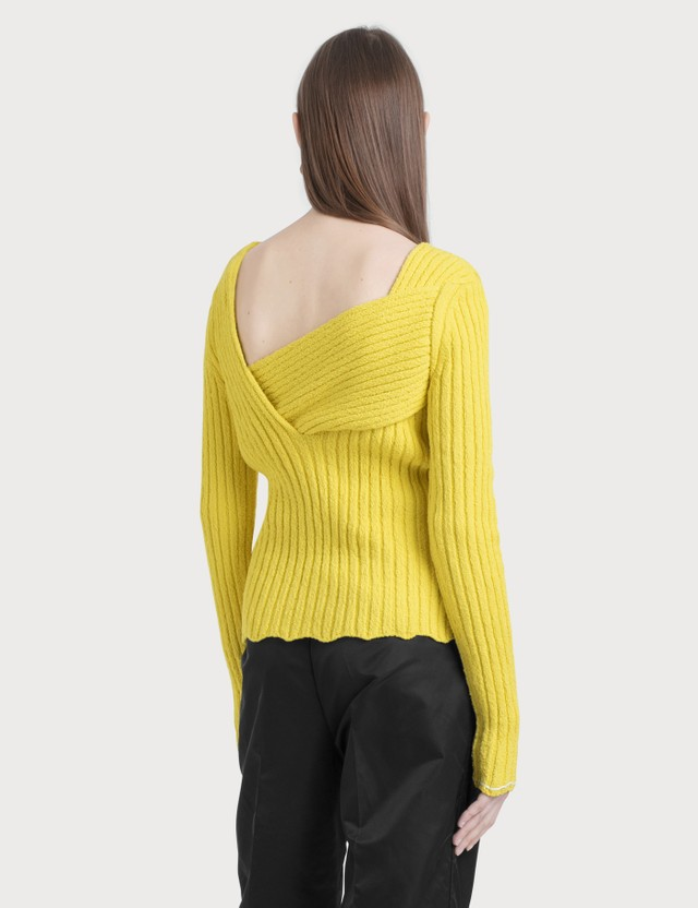 Bottega Veneta Textured Boucle Jumper