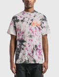 Aries Tie Dye Temple T-Shirt Picutre