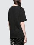 Misbhv The Razor T-shirt Washed Black