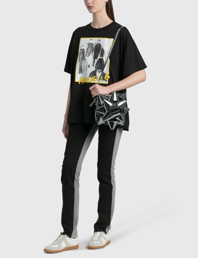 MM6 Maison Margiela Genderless Print T-Shirt