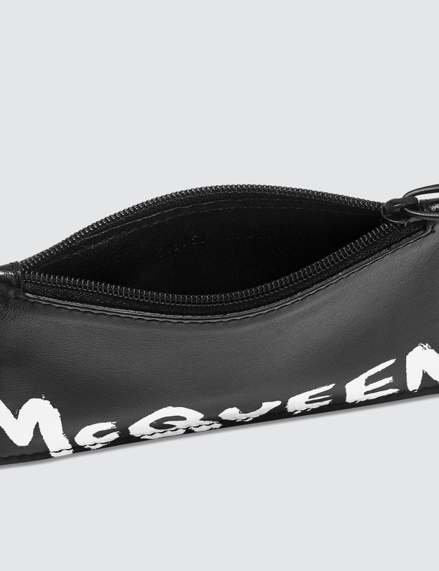 Alexander McQueen Zip Pouch With Strap