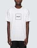 Huf Essentials Box Logo S/S T-Shirt Picture