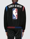 Marcelo Burlon NBA Outwear Jacket