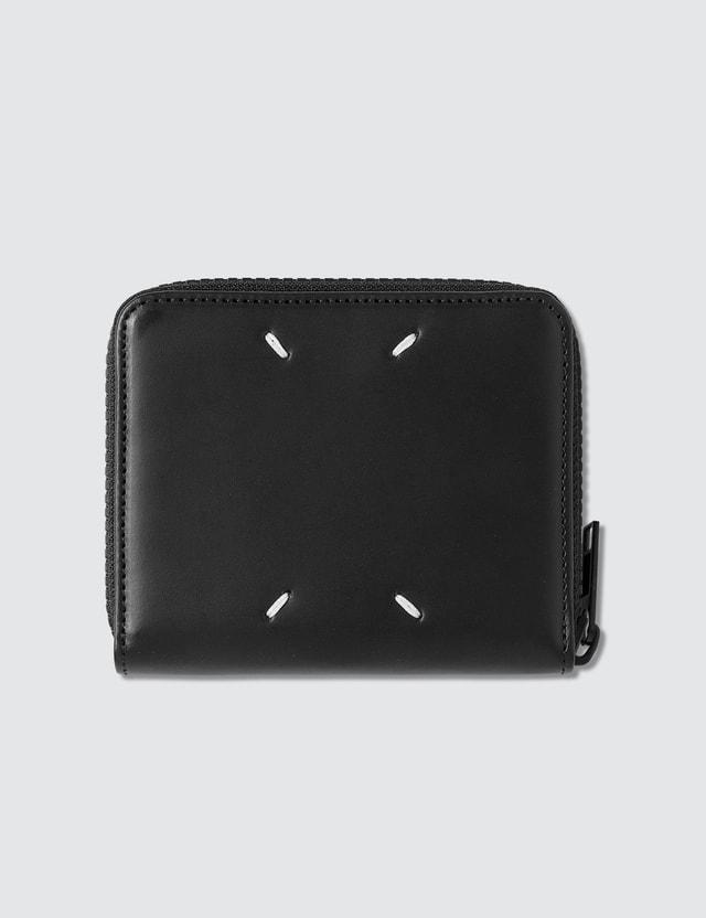 Maison Margiela Zip Leather Wallet