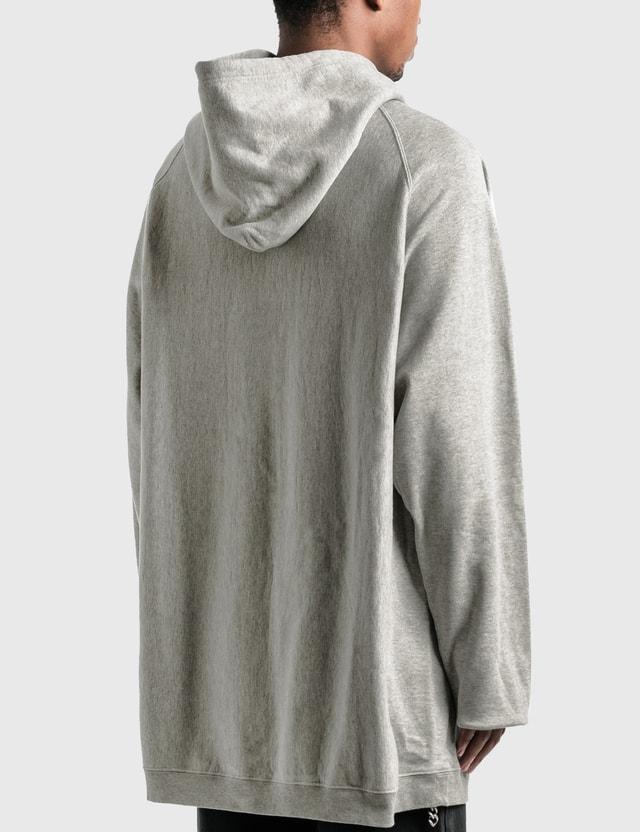 Takahiromiyashita Thesoloist Oversized Pullover Hoodie Grey Men