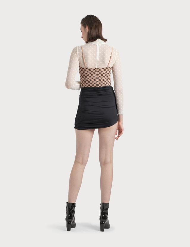 Misbhv Hagen Skirt Black Women