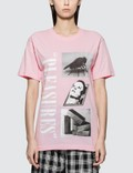 Pleasures Life Or Death T-shirt Pink Women