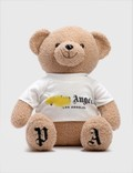 Palm Angels Teddy Bear Sprayed Logo Collectible Picutre