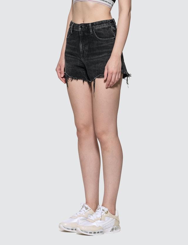 Alexander Wang.T Bite Zip Shorts