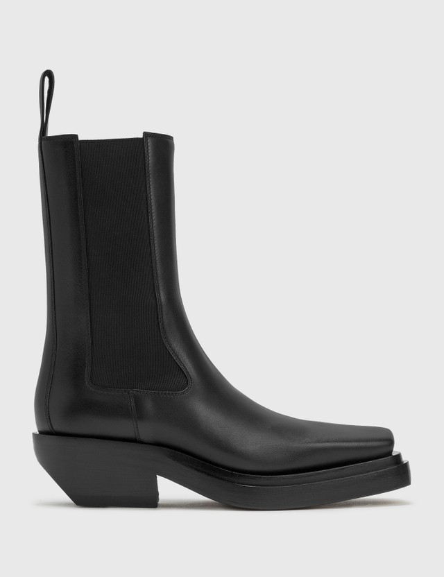 Bottega Veneta The Lean Boots Black Women