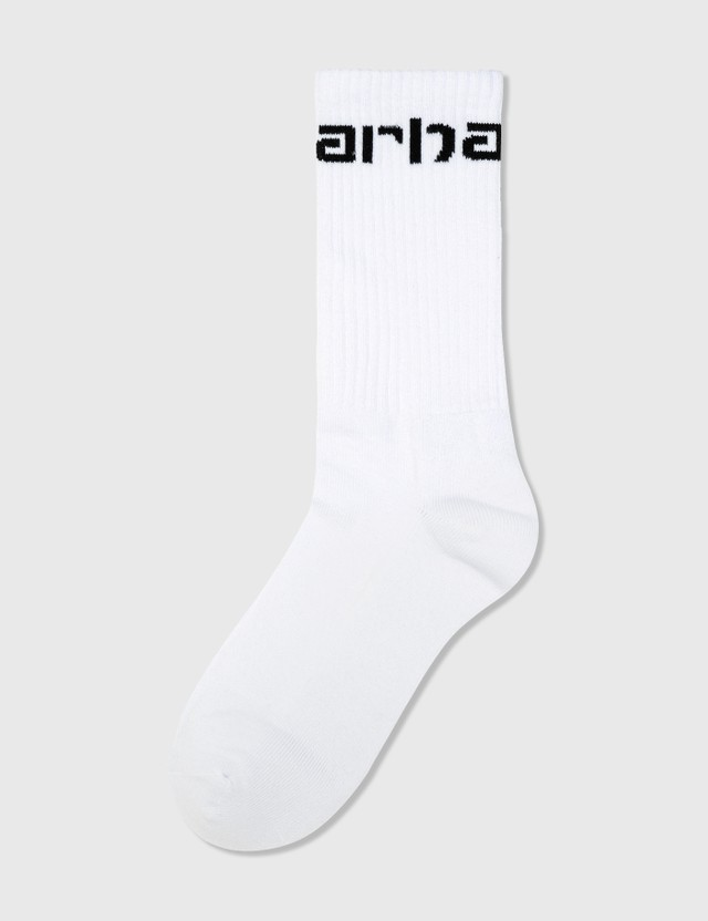 Carhartt Work In Progress Carhartt Socks White / Black Men