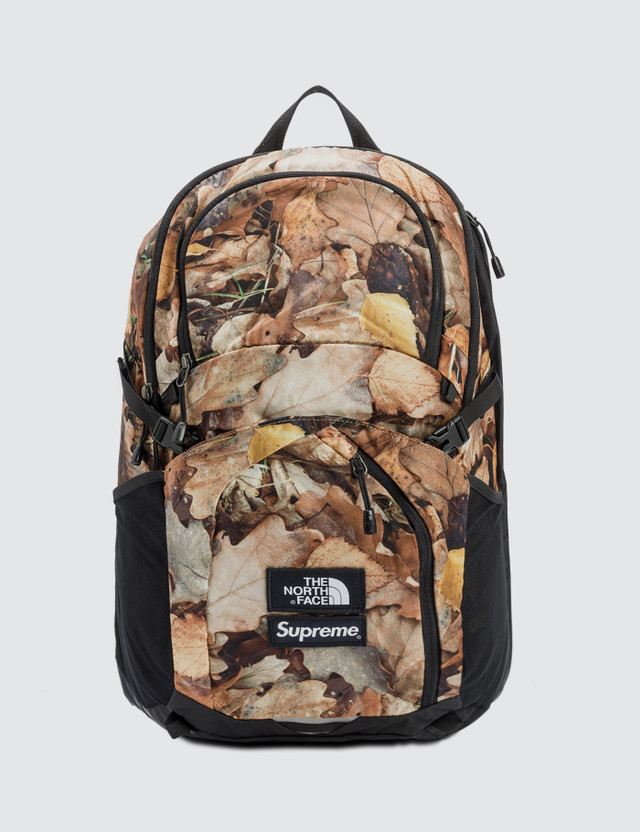 Supreme The North Face X Backpack Tree Camo