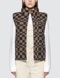 Stussy Sabi Checker Puff Vest Picture