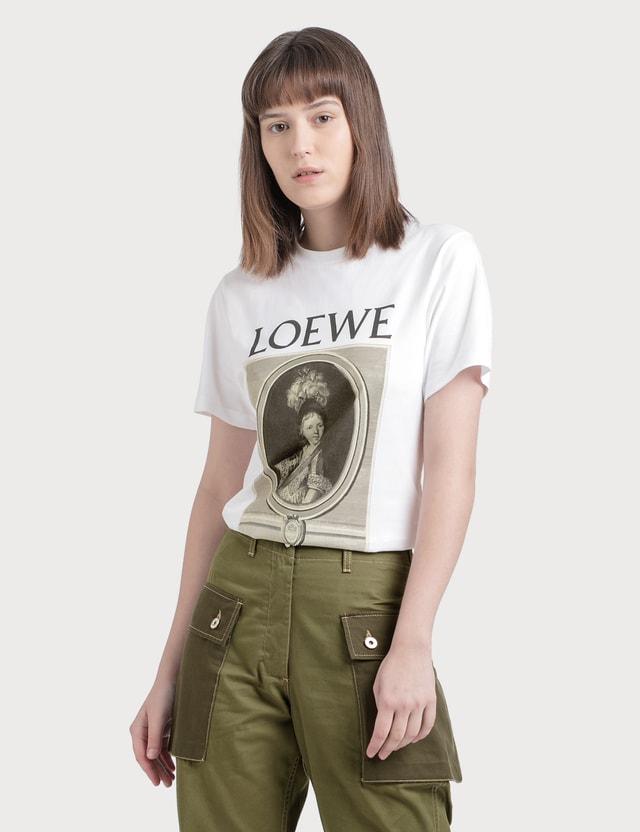 Loewe Loewe Portrait T-shirt