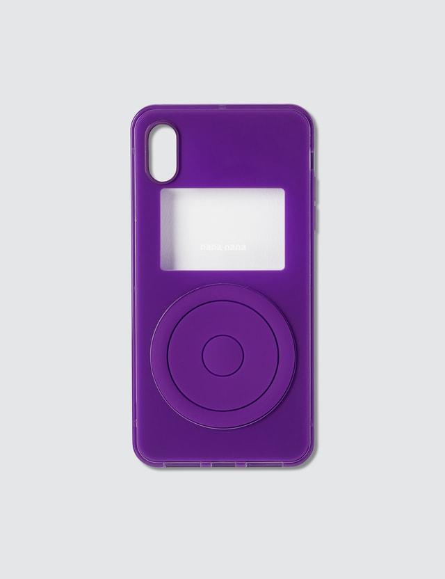 Nana-nana Not A Music Player Iphone Case