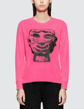 Ashley Williams Stone Head Long Sleeve T-shirt Picture
