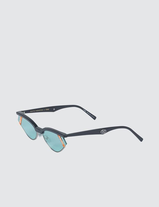 Gentle Monster Fendi X Gentle Monster 'Gentle Fendi' No.1 Sunglasses