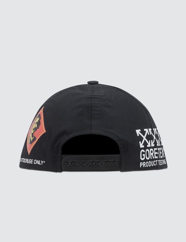 Off-White Gore-Tex Cap