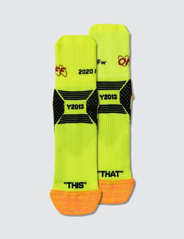 Off-White Industrial Y013 Ankle Socks