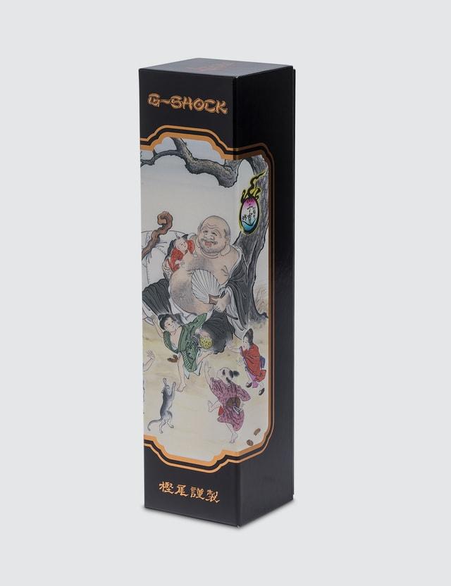 """G-Shock DW5600SLG Hotei """"Shichi-Fuku-Jin Series"""""""