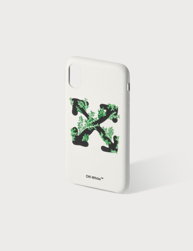 Off-White Corals Print iPhone Xs Case