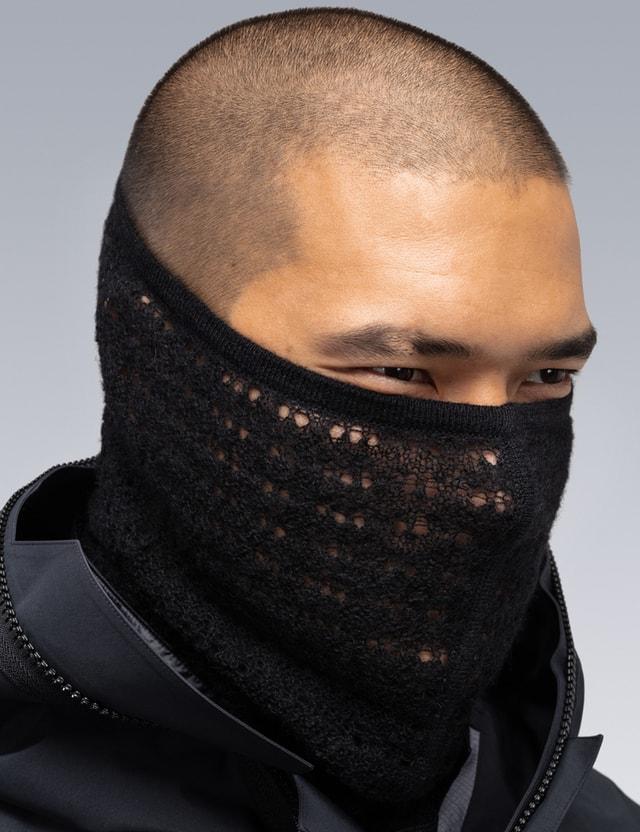 ACRONYM Cashllama Neck Gaiter Black Men