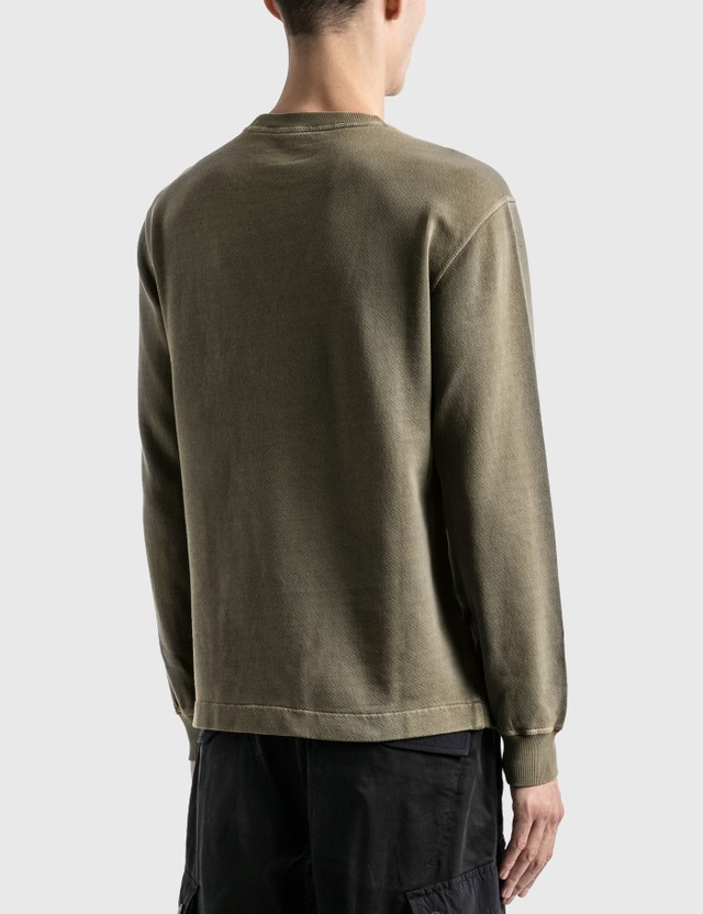 Maharishi Harvest Organic Crew Sweater =e29 Men