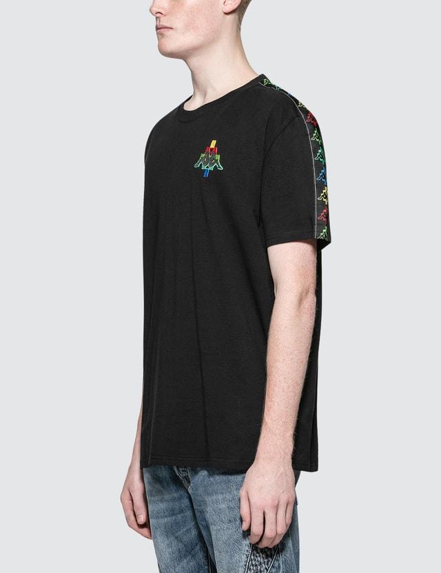 Marcelo Burlon Marcelo Burlon x Kappa Multicolor S/S T-Shirt