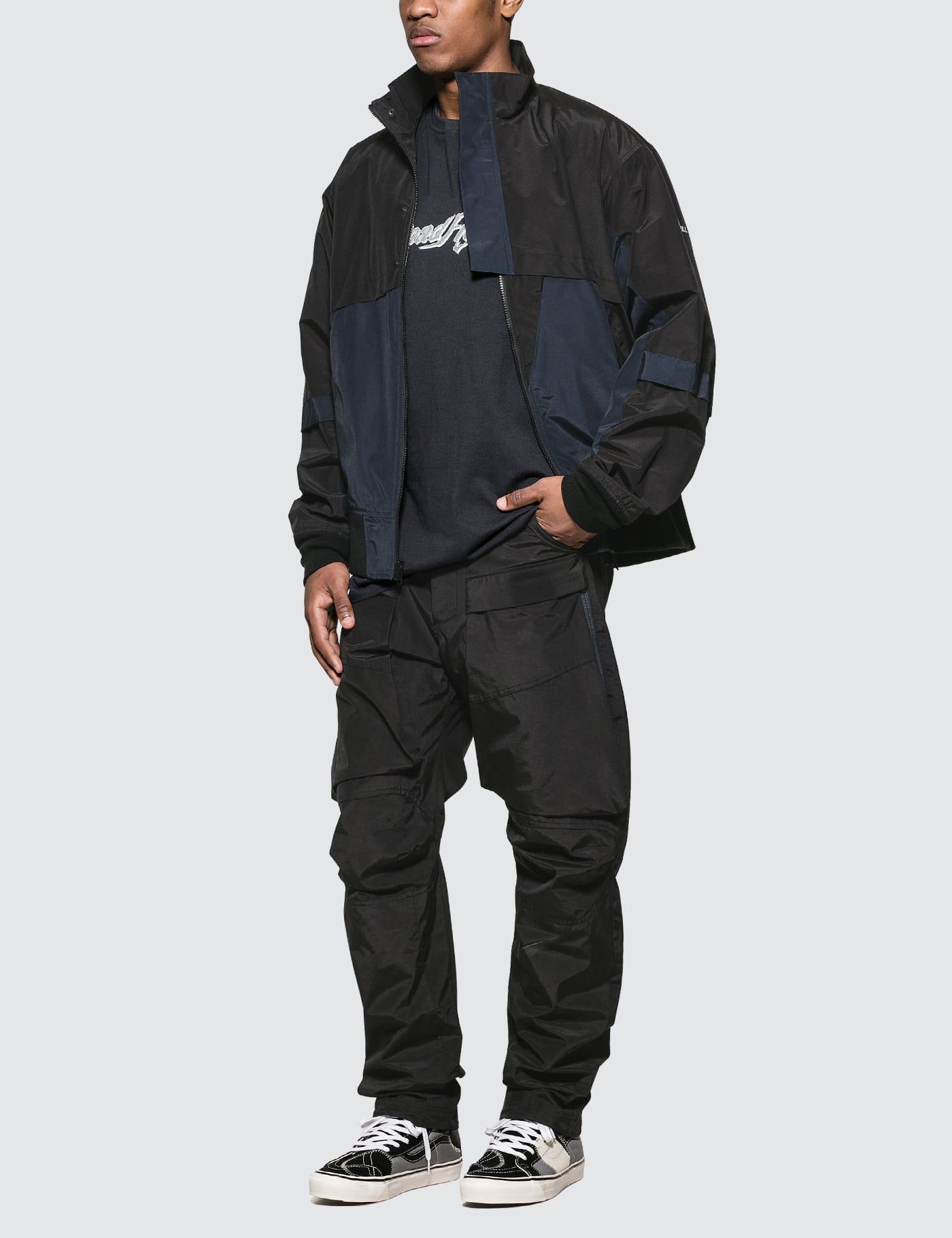 GUERRILLA-GROUP | Guerrilla-Group Reversible Jacket | Goxip