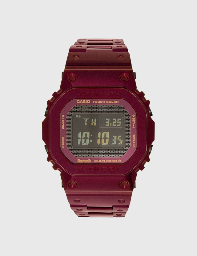 G-Shock GMW-B5000RD-4 Gold Men