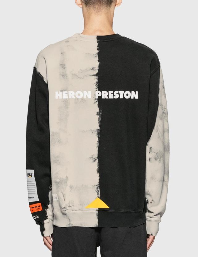Heron Preston Heron Preston x Caterpillar Sweatshirt