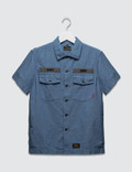 WTAPS Bud Shirt Chambray Picture